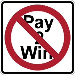 No Pay2Win